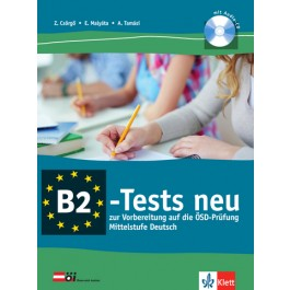 B2-Tests neu, zur ÖSD-Pruefung, Testbuch + Audio-CD